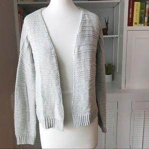 Universal Thread | Open Knit Boxy Cardigan | XS